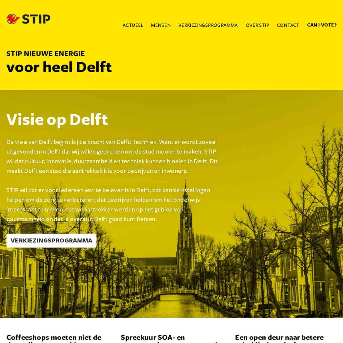stipdelft.nl