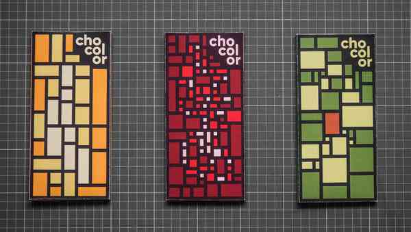 Chocolor | Chocolate Packaging