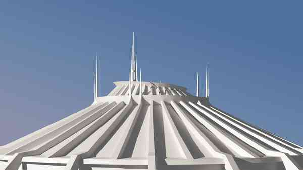 space mountain magic kingdom - HD 3200×1800