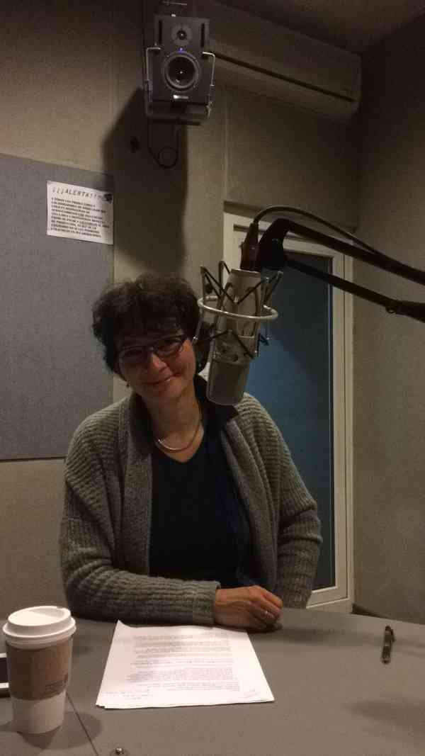 La garganta, el grito y la voz. Susana González Aktories