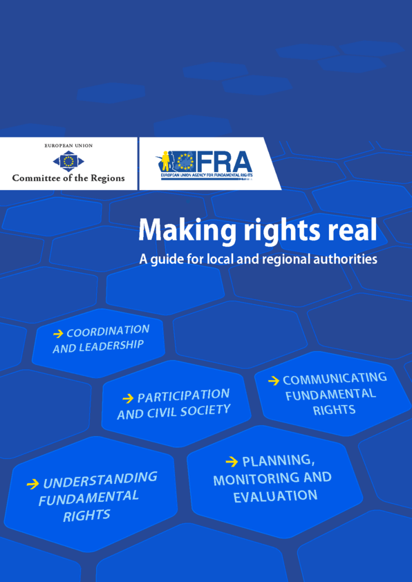 Making rights real – A guide for local and regional authorities
