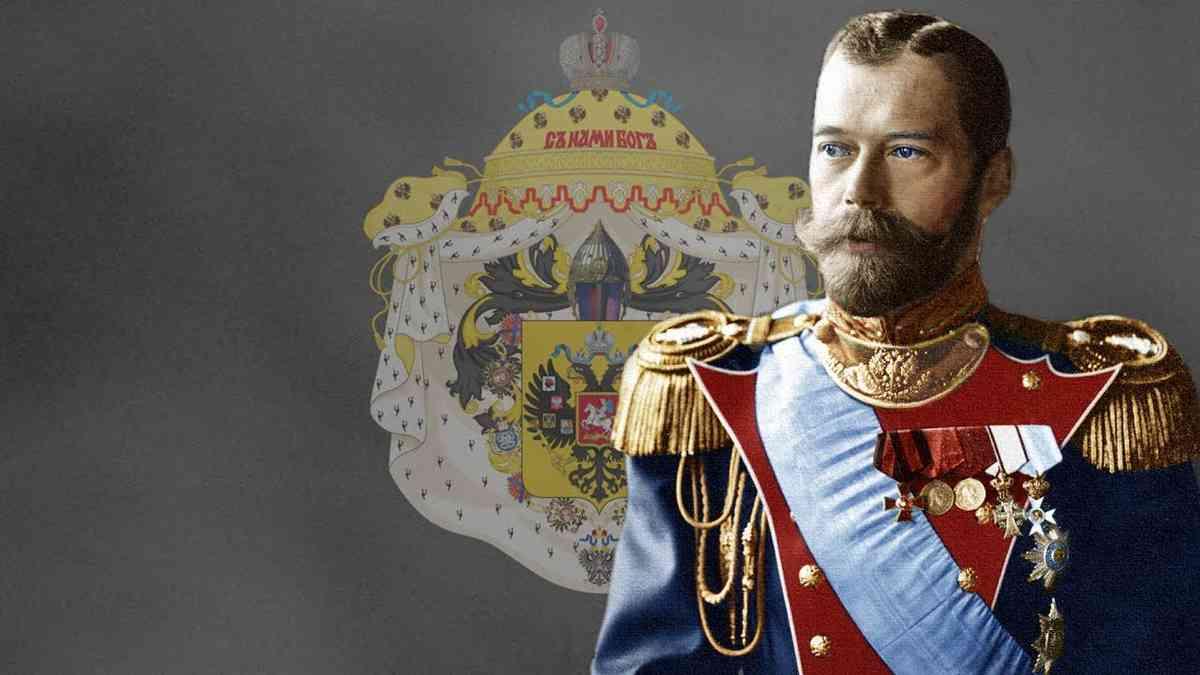 Govor cara Nikolaja II