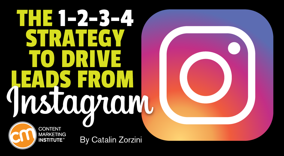 The 1-2-3-4 Strategy to Drive Leads From Instagram