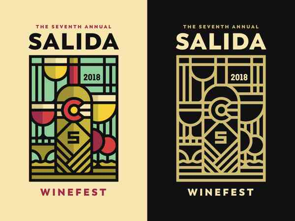 Salida Winefest 2018 by Jared Jacob - Dribbble