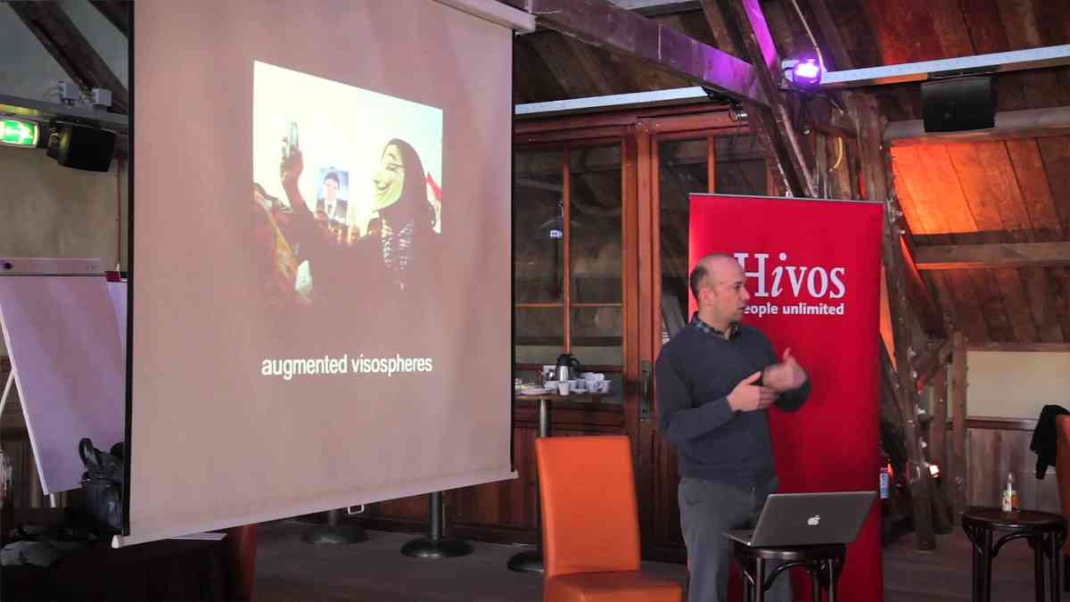 1305 : short presentation by Oliver Lerone Schultz @ 'Whose Change is it Anyway?' : HIVOS KnowledgeP