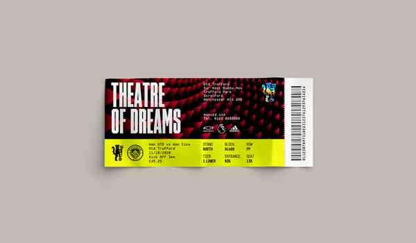 MU Rebrand (Concept) | Ticket