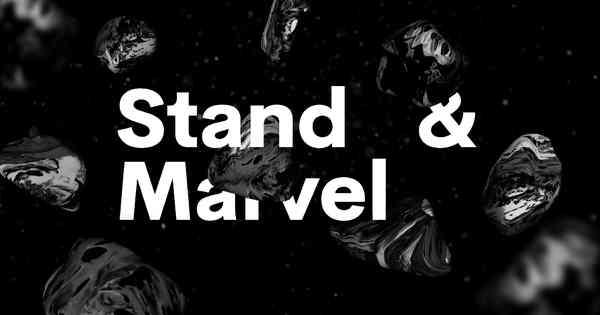 Design & Development – Stand & Marvel