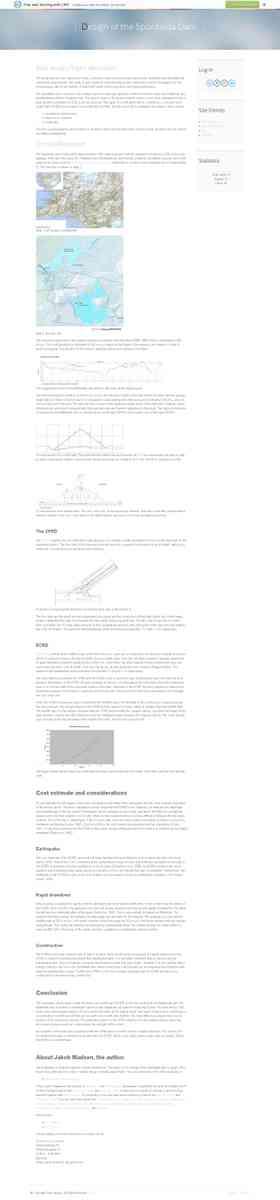 Dam design - Dam design