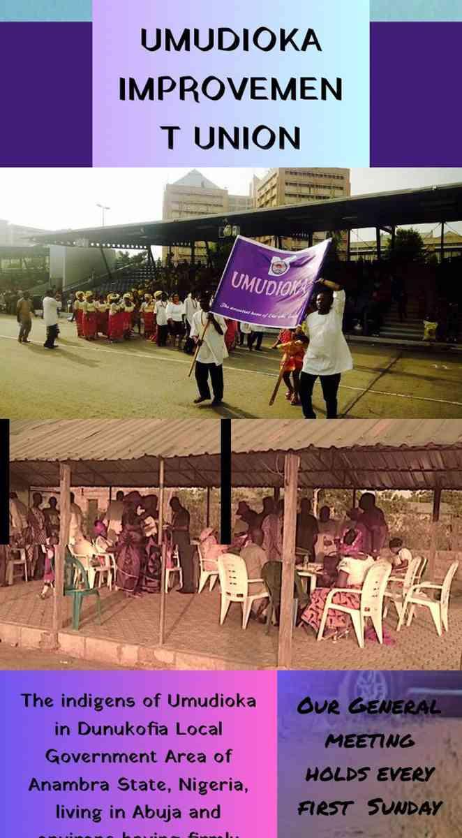 Umudioka Improvement union (UIU) Abuja Branch