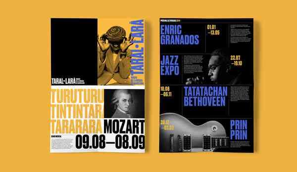 Taral·larà: Museu de la Música de Barcelona | Posters