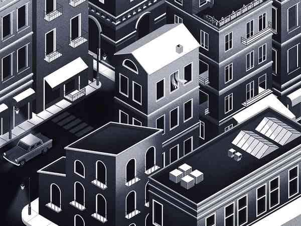Ghost Town by MUTI - Dribbble