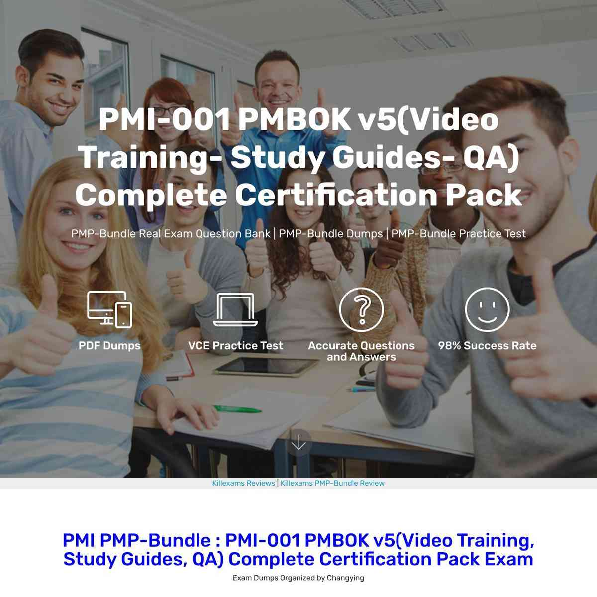0day updated free PMP-Bundle Exam dumps with real exam Cheatsheet