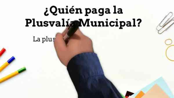 (1) ¿Qué es el Impuesto de Plusvalía Municipal? ¿Quién debe pagarlo? - YouTube