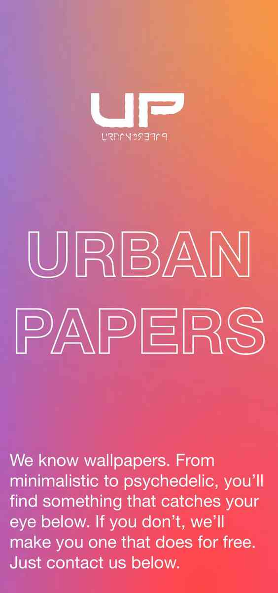 URBAN PAPERS