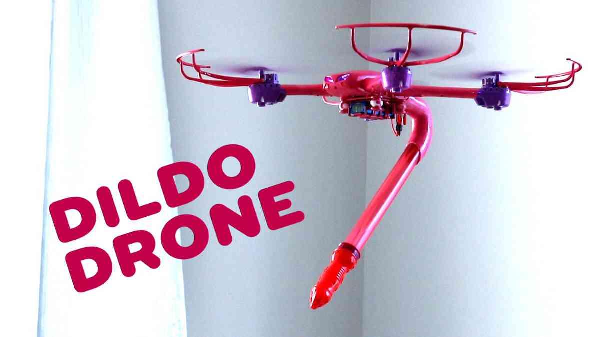 Dildo Drone - YouTube