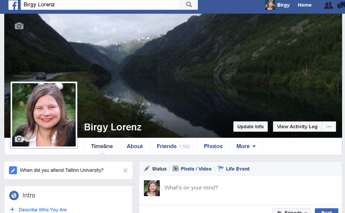 Birgy Lorenz FB