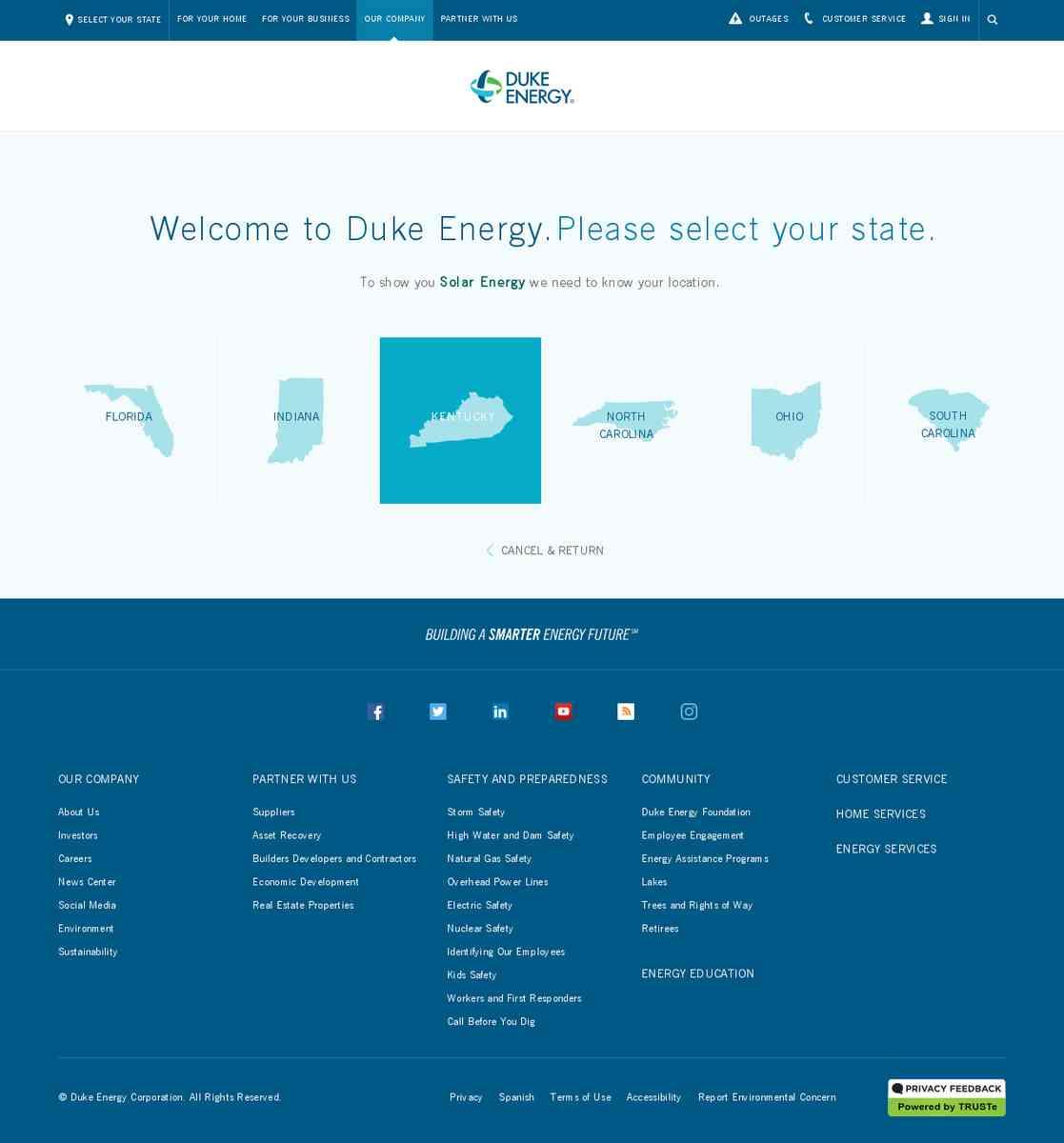 Solar Energy - Duke Energy