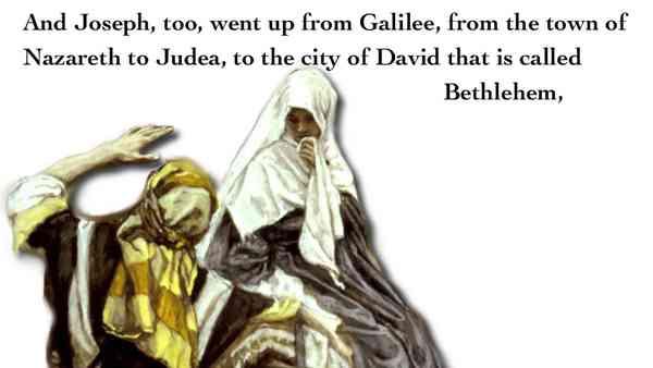 Lesson Video: The Nativity