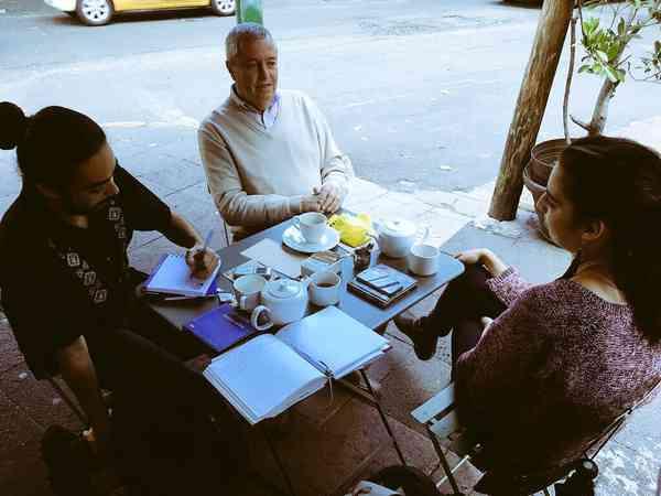 #PoéticaSonoraMX, entrevista con Eduardo Ortiz