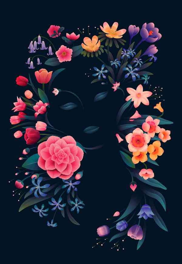 🌺 Cover artwork
