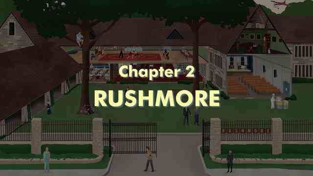 THE WES ANDERSON COLLECTION CHAPTER 2: RUSHMORE