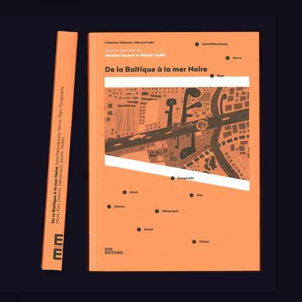 Collection Odyssée, villes-portraits   Book cover