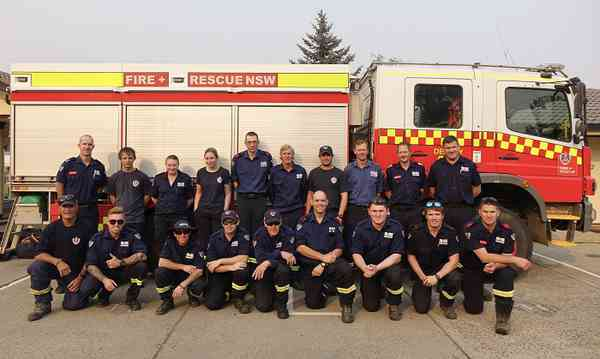 News: I've been a firefighter for 20 years. The Blue Mountains bushfires are the worst conditions I…
