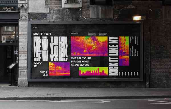Nike 'Do it for NY' Campaign