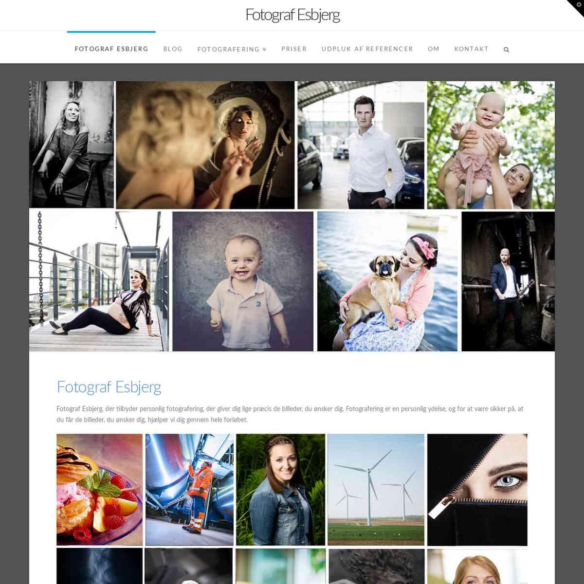 Fotograf Esbjerg