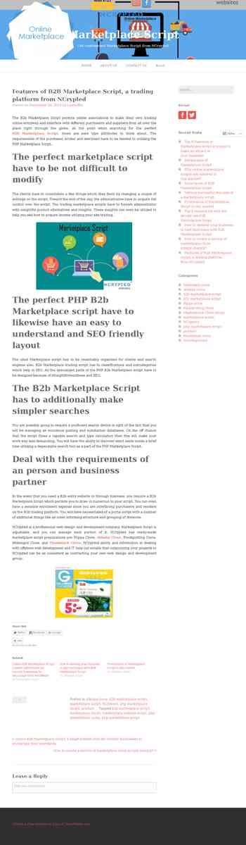 marketplacescripts.wordpress.com/2014/09/20/features-of-b2b-marketplace-script-a-trading-platform-f…