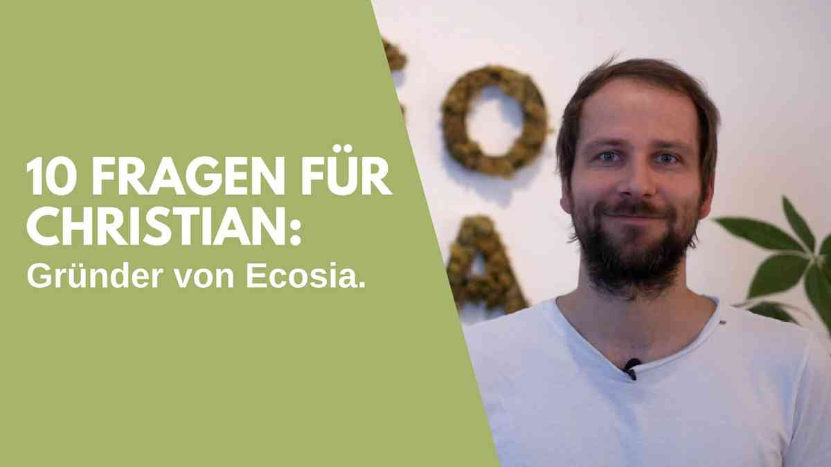 Christian Kroll: 10 Fragen und Antworten DE
