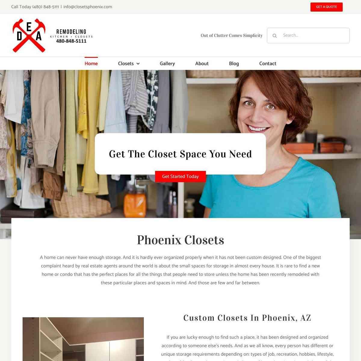closetsphoenix.com