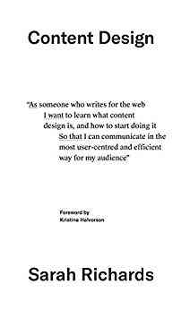 Content Design eBook: Sarah Richards: Kindle Store