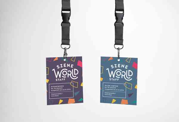 Szene World | Badges