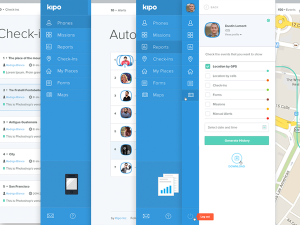 Kipo Web App Case Study by Jorge Martinez  - Dribbble