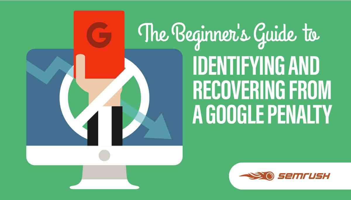Beginner's Guide to Identifying and Recovering from a Google Penalty