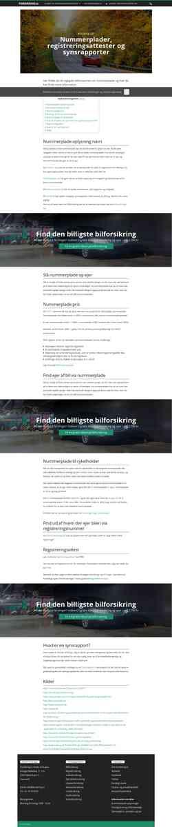 Nummerplade |Oplysninger | Tjek | Ekstra | Find |Ejer |Check | Skat | Søg |Cykelholder | R…