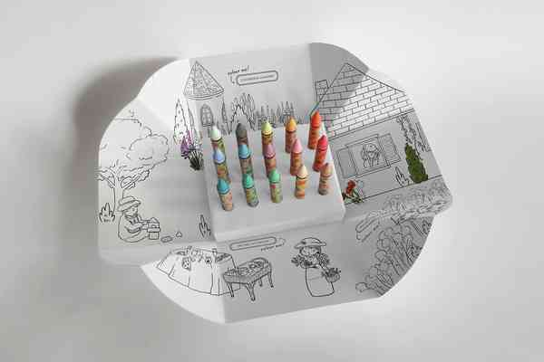 Petite Artist Collection | Stationery Packaging