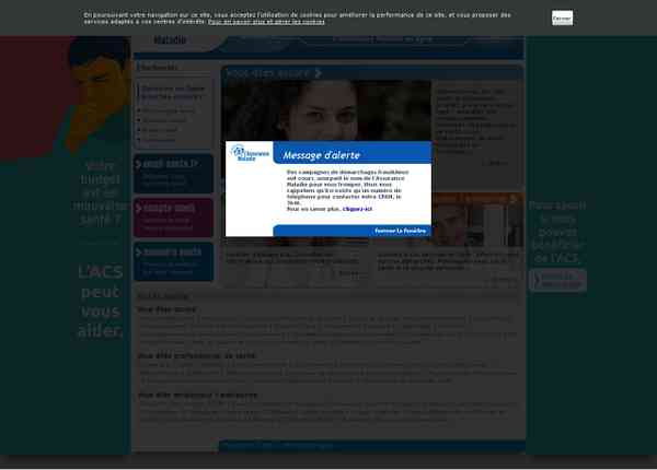 l'Assurance Maladie en ligne  AMeli.fr