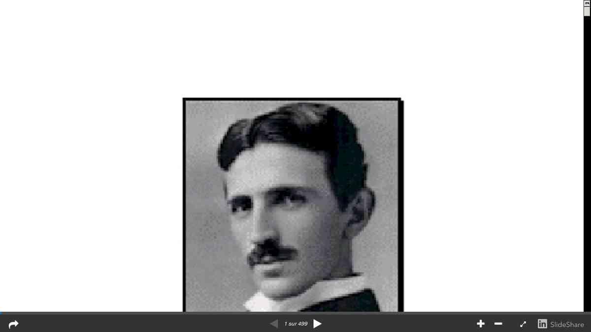 Nikola Tesla - All U.S. Patents of Nikola Tesla 499 pages