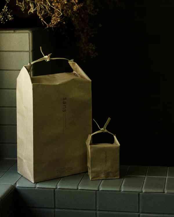Sans [ceuticals]   Bags