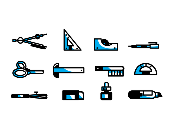 Drafting Icons