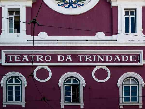 Lisboa | Teatro da Trindade