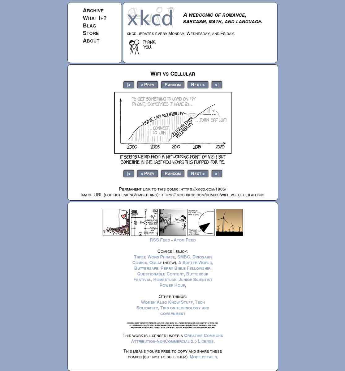 xkcd: Wifi vs Cellular