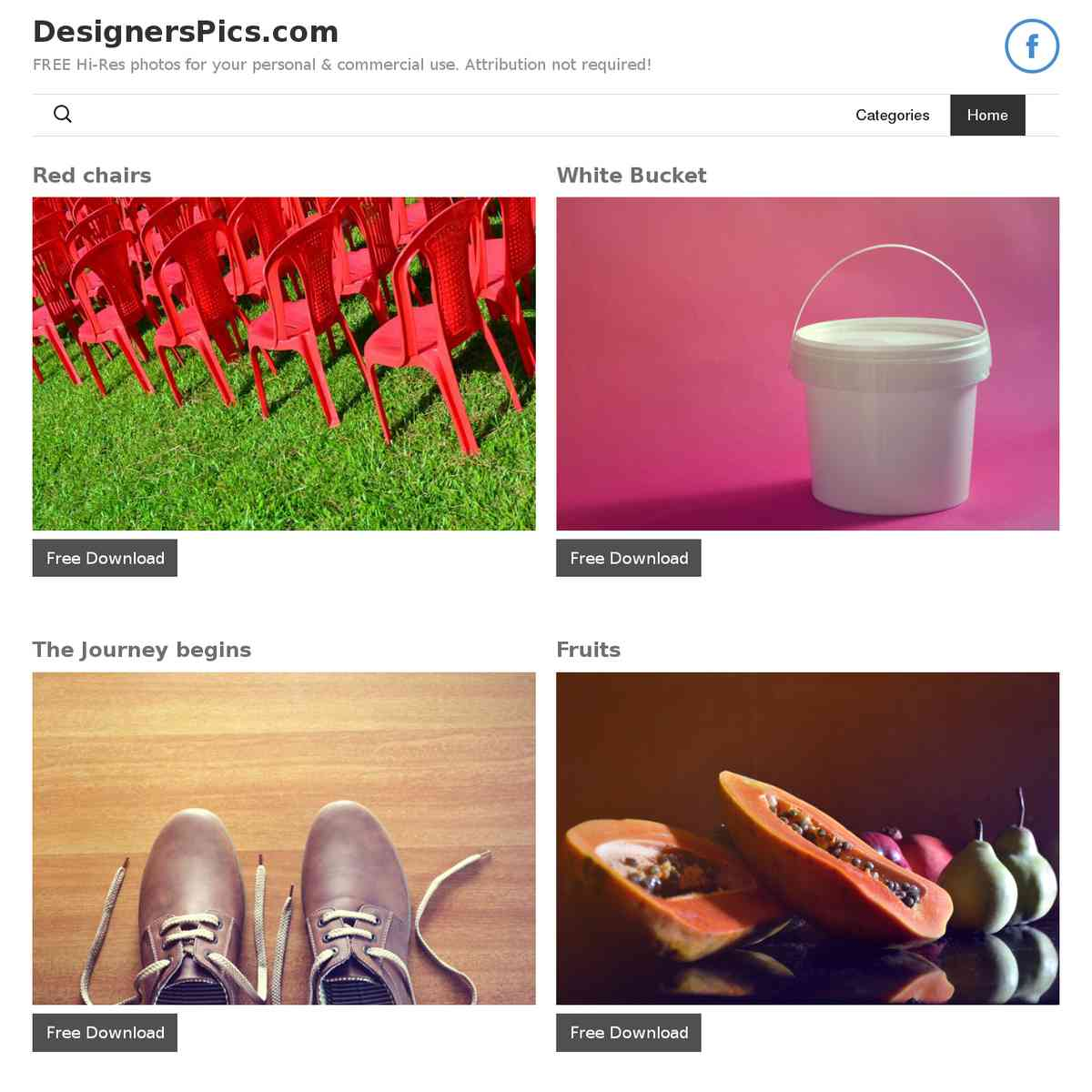 DesignersPics - Free Photographs for your commercial and personal works