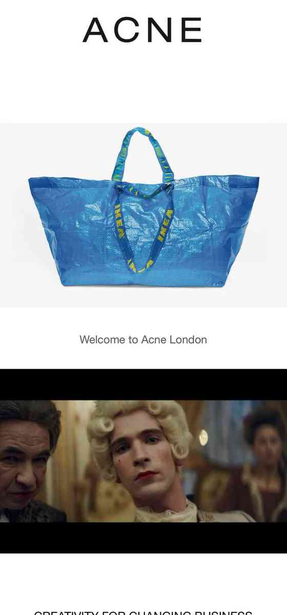 Acne London