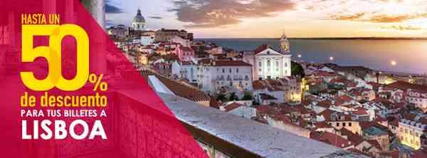 Viaja en Expres Multimedia a Lisboa