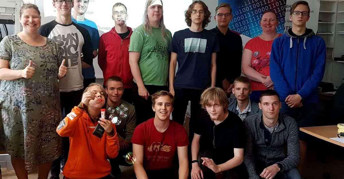 Eesti küberolümpia sai Rootsis auhinna - IT uudised