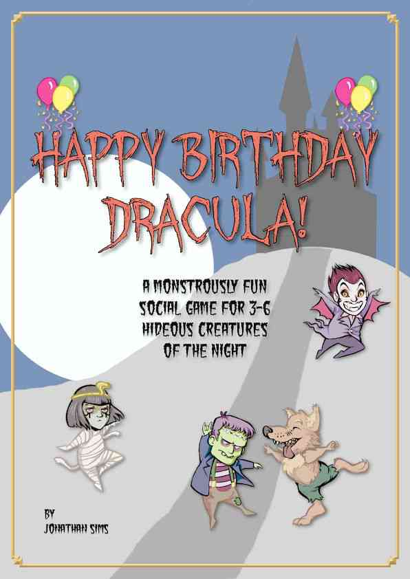 Game - Happy birthday Dracula (PDF)