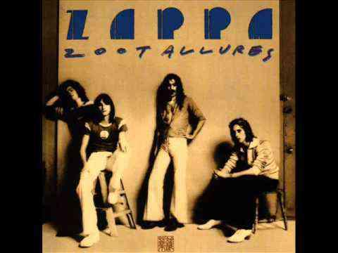 Frank Zappa - Disco boy - original 1976 mix